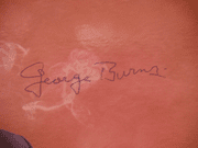 Burns, George I Wish I Was Eighteen Again Signed Autographed LP