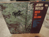 """Butler, Jerry """"Need To Belong"""" 1963 LP Signed Autograph VeeJay """"Moon River"""""""