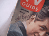 Byrnes, Edd TV Guide Signed Autograph May 9 1959