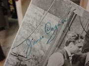 Cagney, James Movie Scene Photo Signed Autograph The Strawberry Blonde