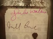 Caine, Michael Julie Walters LP Signed Autograph Sealed Educating Rita 1983