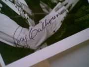 Calhoun, Rory  Markie Post Alan Thicke Linda Blair 1986 Photo The Wildest West Show Of The Stars Signed Autograph