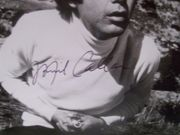 Callan, Michael Mickey Photo Signed Autograph The Photographer 1974