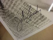 Candy, John Early Publicity Photo Signed Autograph