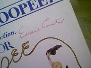 Cantor, Eddie  Makin Whoopee! 1928 Sheet Music Signed Autograph Vintage