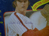Carlton, Steve  1973 Baseball Magazine Signed Autograph Color Cover Photo