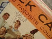 Carson, Jack LP Signed Autograph Sings Favorite College Songs
