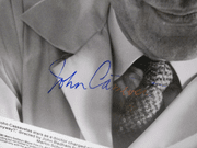 Cassavetes, John Photo Signed Autograph Whose Life Is It Anyway? 1981