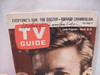 Chamberlain, Richard TV GUIDE Signed Autograph March 16 1963