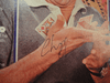 Chase, Chevy Signed Autographed Circus Magazine 1976
