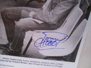 Cheech And Chong Photo Signed Autograph Cheech Marin Tommy Chong Things Are Tough All Over 1982