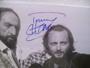 Chong, Tommy Photo Signed Autograph Things Are Tough All Over Cheech And Chong 1982