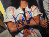 Cinderella Tom Keifer Jeff LaBar Fred Coury RIP Magazine 1988 Signed Autograph Color Cover Photo