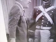 Clark, Fred Photo Signed Autograph White Heat The Lemon Drop Kid Miracle In The Rain