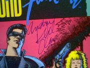 Clay, Andrew Dice  The Adventures Of Ford Fairlane 1990 Comic Book Signed Autograph Illustrated