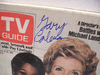 Coleman, Gary TV Guide Signed Autograph 1983
