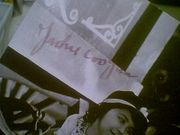 Coogan, Jackie  Early Photo Signed Autograph