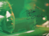 Cool, Tre Color Photo Card Signed Autograph Green Day