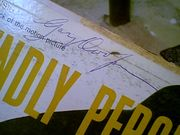Cooper, Gary , Dorothy Mcguire Friendly Persuasion LP 1956 Signed Autograph