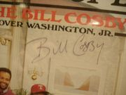 Cosby, Bill LP Signed Autograph Sealed A House Full Of Love Music From The Bill Cosby Show 1986 Grover Washington