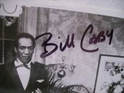 Cosby, Bill Photo Signed Autograph The Cosby Show 1986