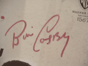 Cosby, Bill (Wb - 1567 ) I Started Out As A Child Signed Autograph LP