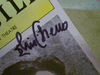 """Costello, Elvis  """"Costello Sings Again"""" 1986 Playbill Signed Autograph Photo"""