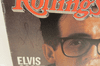 Costello, Elvis Rolling Stone Color Cover Photo Signed Autograph