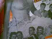 Crain, Jeanne You Were Meant For Me 1948 Sheet Music Signed Autograph