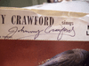 Crawford, Johnny 45 Signed Autograph Rumors Picture Sleeve