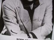 Crosby, Norm Photo Signed Autograph Laugh In