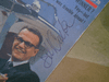 """Cullen, Bill  TV Guide Magazine 1962 Signed Autograph Color Cover Photo """"Price Is Right"""""""