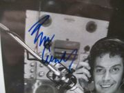 Curry, Tim Robin Johnson Press Kit Signed Autograph Times Square 1980