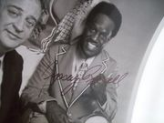 Dangerfield, Rodney Nipsey Russell Photo Signed Autograph Dean MartinS Comedy World Nbc