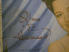 "Dehavilland, Olivia  ""Photoplay"" Magazine 1944 Signed Autograph Color Cover Photo"
