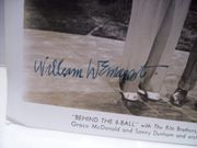 Demarest, William Photo Signed Autograph Behind The Eight Ball 1942