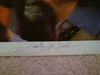 Dick And Dee Dee LP Signed Autograph Thou Shalt Not Steal