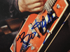 Diddley, Bo  Color Photo Signed Autograph In Concert