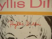 Diller, Phyllis LP Signed Autograph Great Moments Of Comedy