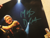 Dirnt, Mike Color Photo Card Signed Autograph Green Day