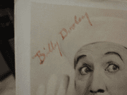 Dooley, Billy Publicity Photo Signed Autograph Movie Scene