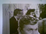 Douglas, Kirk  Linda Darnell Ann Sothern A Letter To Three Wives 1949 Photo Signed Autograph Movie Scene