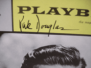 Douglas, Kirk Playbill Signed Autograph One Flew Over The CuckooS Nest 1963