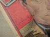 Dreyfuss, Richard Rolling Stone Magazine 1979 Signed Autograph Color Cover