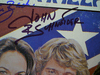 Dukes Of Hazzard 1982 LP Signed By 3 Catherine Bach John Schneider Tom Wopat Autograph