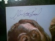 Eastwood, Clint  Every Which Way But Loose 1987 LP Signed Autograph Color Cover Photo