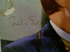 Eddy, Nelson LP Signed Autograph Because