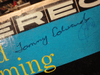 """Edwards, Tommy """"You Started Me Dreaming"""" 1959 LP Signed Autograph MGM Cover Photo"""