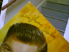 """Eisley, Anthony  1960'S Color Fan Club Photo Postcard """"Pete Kelly' S Blues"""""""