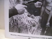 Ely, Ron Photo Signed Autograph Doc Savage 1975